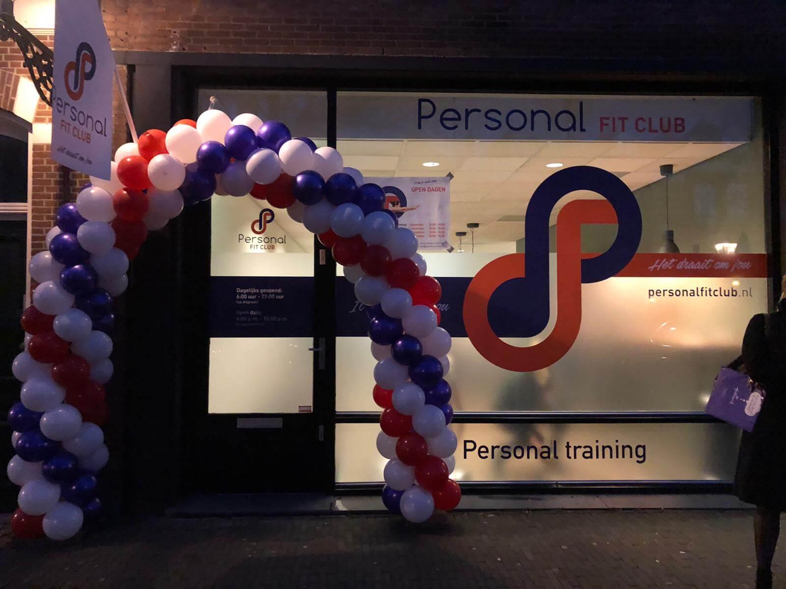 Personal Fit Club - De eerste club voor personal training in Zoetermeer is open (1)