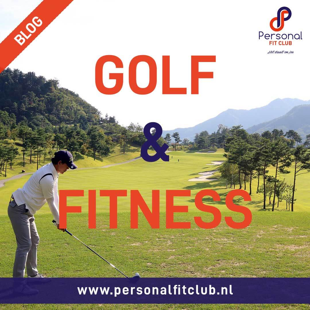 Personal Fit Club - Golf en fitness