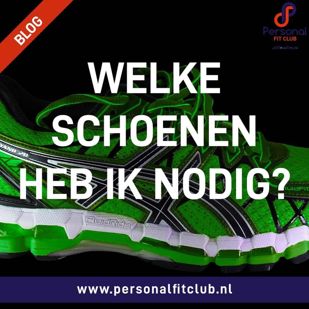 Personal Fit Club - Schoeisel - personal training regio den haag