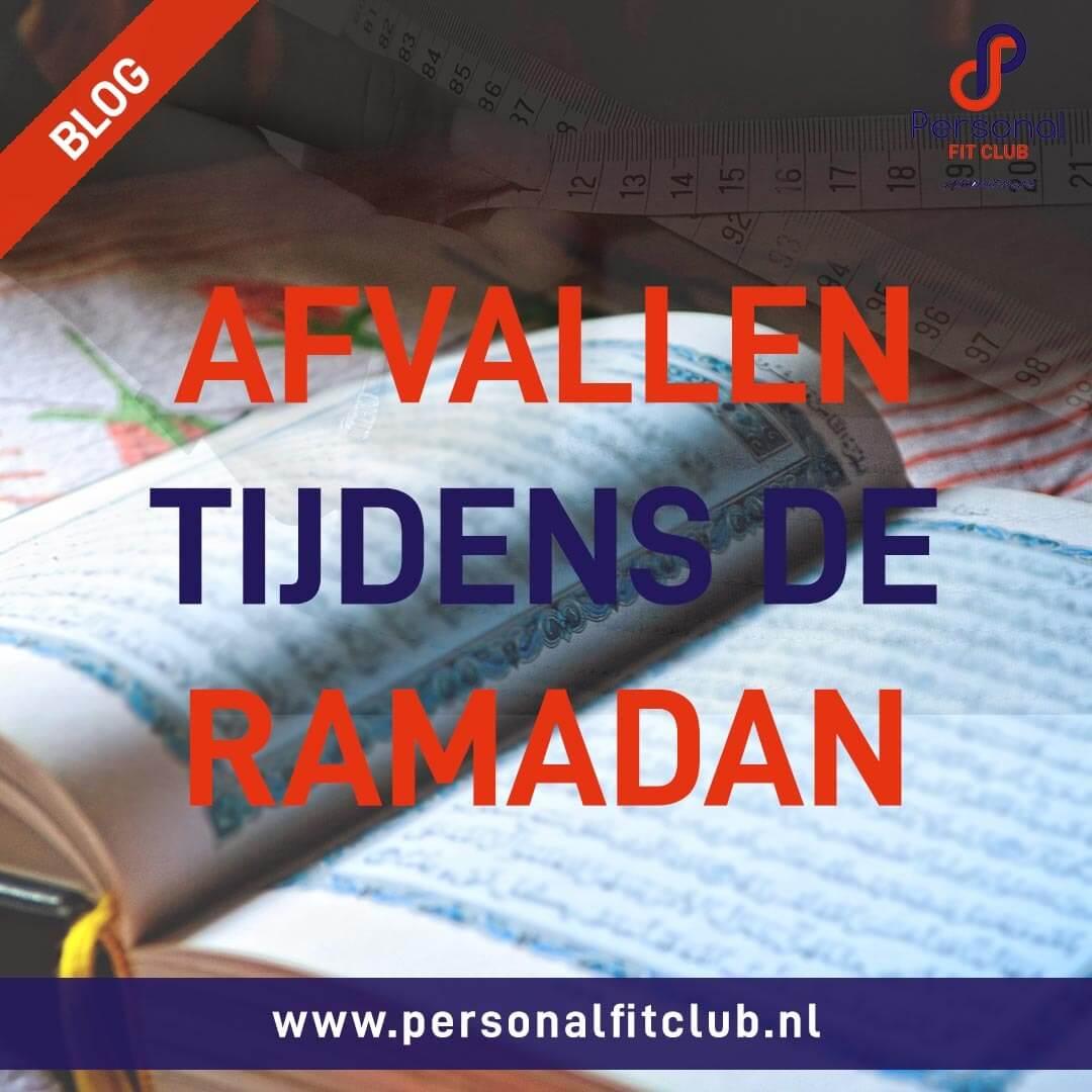 Personal Fit Club - Afvallen tijdens de ramadan