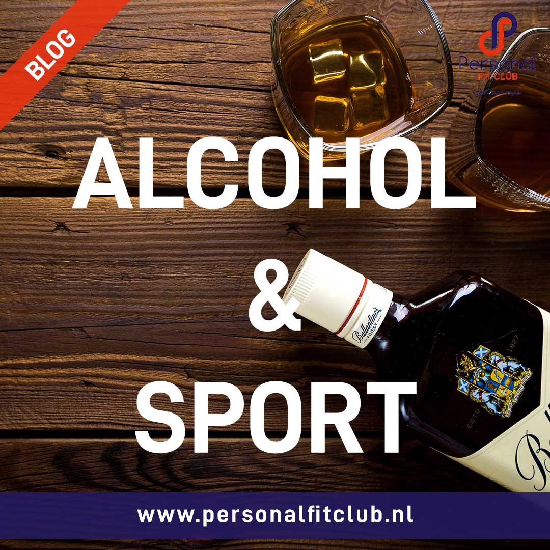 Personal Fit Club - Alcohol en sport