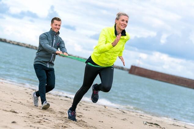 Personal Fit Club - Outdoor Personal Training - lekker buiten trainen met een Personal Trainer foto 1