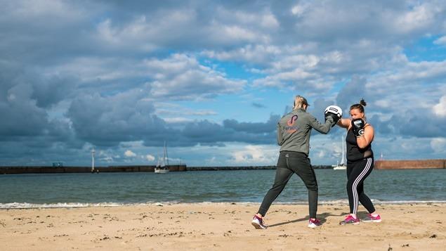 Personal Fit Club - Outdoor Personal Training - lekker buiten trainen met een Personal Trainer foto 2