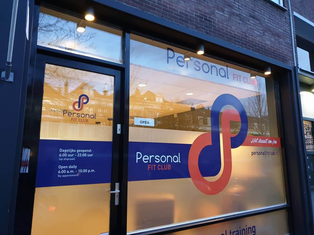 Personal Fit Club - Personal Fit Club Den Haag Centrum is elke dag super vroeg open