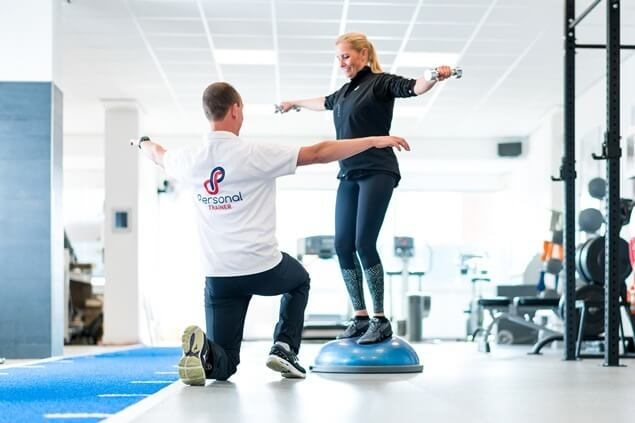 Personal Fit Club - Start 2020 goed met een personal trainer