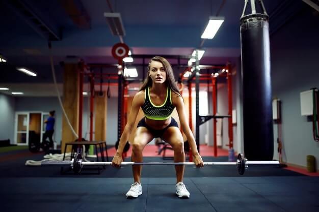 Personal Fit Club - Goede oefeningen voor de rug - deadlift