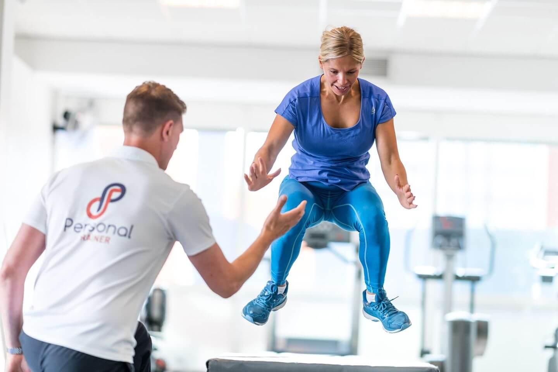 Personal Fit Club - De Box Jump