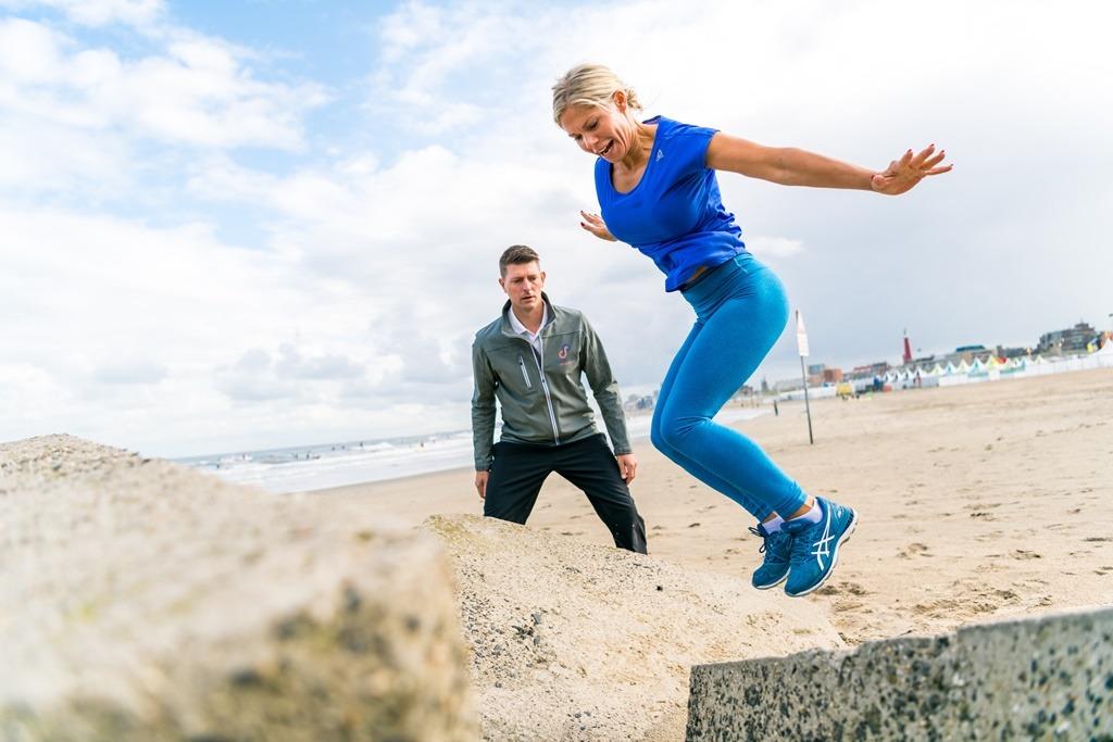 Personal Fit Club - jouw personal trainer in de regio Den Haag - Buiten trainen tijdens de lockdown